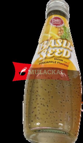 HEERA Pineapple Basil Drink  24x290ml