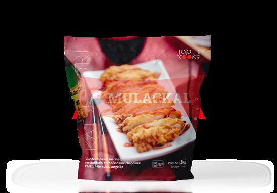 KATSU TORI Marinated Chicken 5x1kg